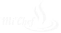 Mi Chef Cafe Logo